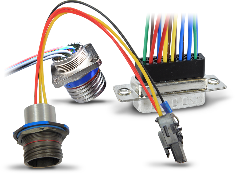 Cable Assemblies 3up | EMI Solutions, Inc.